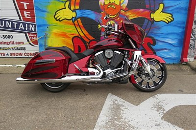 Used 2011 Victory Cross Country®