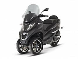 Used 2016 Piaggio MP3 500 Sport ABS