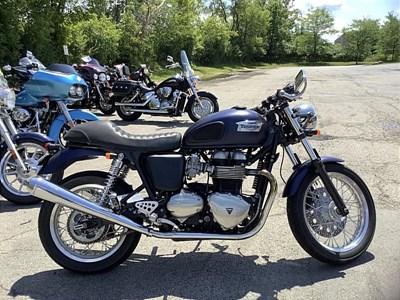 Used 2014 Triumph Thruxton