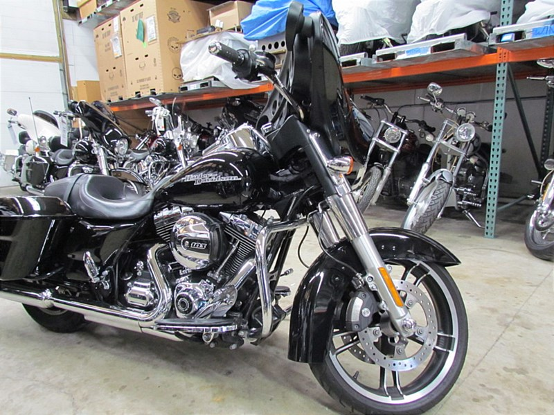 Photo of a 2016 Harley-Davidson® FLHX Street Glide®