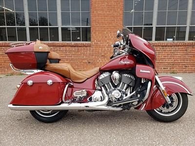 Used 2015 Indian® Motorcycle Roadmaster™
