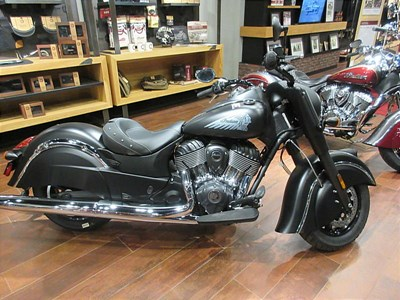 New 2018 Indian® Chief Dark Horse®