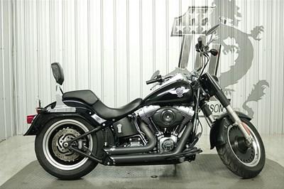 Used 2014 Harley-Davidson® Softail® Fat Boy® Lo