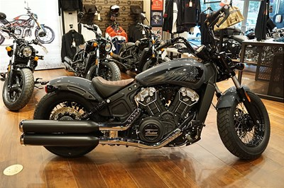New 2021 Indian® Motorcycle Scout Bobber Twenty