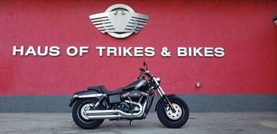Used 2016 Harley-Davidson® Dyna® Fat Bob®