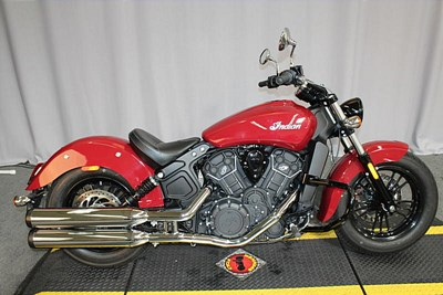 Used 2018 Indian® Scout® Sixty
