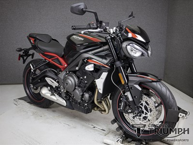 Used 2021 Triumph Street Triple R Low