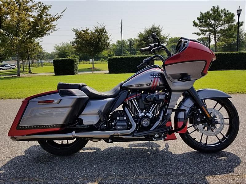 Photo of a 2019 Harley-Davidson® FLTRXSE CVO™ Road Glide®