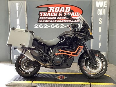 Used 2016 KTM 1290 Super Adventure ABS