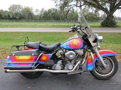 Used 1996 Harley-Davidson® Road King® Police