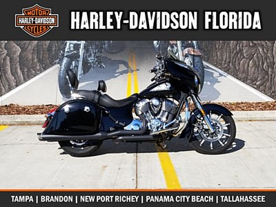 Used 2017 Indian® Chieftain®