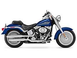 New 2009 Harley-Davidson® Softail® Fat Boy®