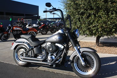 Used 2015 Harley-Davidson® Softail® Fat Boy® Lo