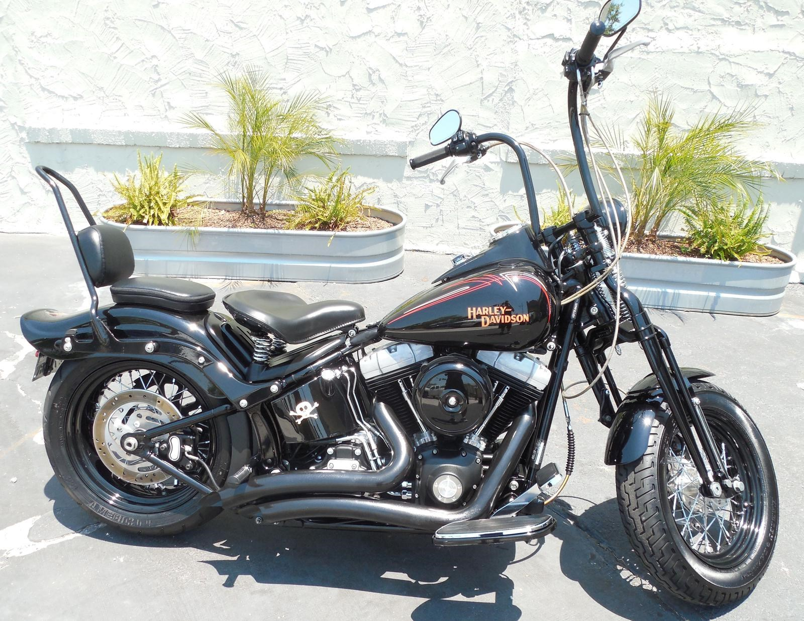 Softail Dealer Washington >> All New & Used Harley-Davidson® Softail Cross Bones™ (21 Bikes, Page 1) | ChopperExchange