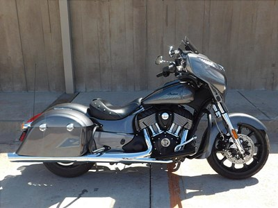 Used 2018 Indian® Chieftain®