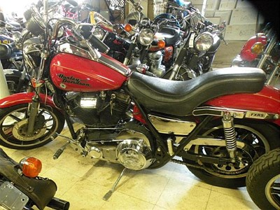 Used 1984 Harley-Davidson® Low Glide