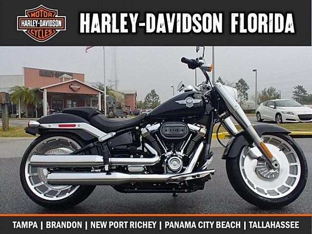 Photo of a 2019 Harley-Davidson® FLFB Softail® Fat Boy®