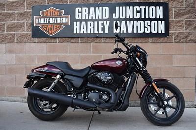 Harley Davidson Boise >> Street 500