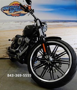 Used 2019 Harley-Davidson® Softail® Breakout® 114