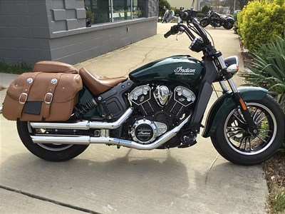 Used 2018 Indian® Motorcycle Scout®
