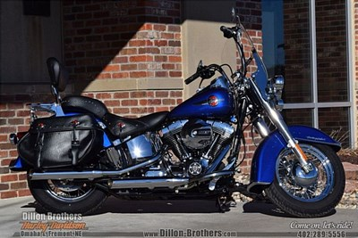 All New & Used Harley-Davidson® Heritage Softail® For Sale (1,634