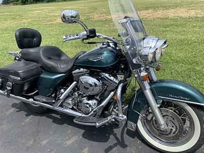 Used 2001 Harley-Davidson® Road King® Classic