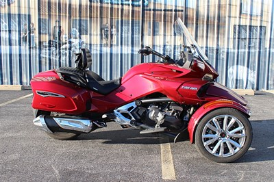 Used 2016 Can-Am Spyder F3 Limited