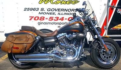 Used 2010 Harley-Davidson® CVO™ Dyna® Fat Bob®