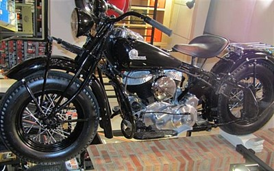 Used 1945 Indian® Motorcycle Chief