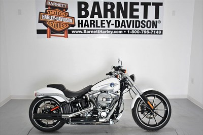 Used 2016 Harley-Davidson® Softail® Breakout™