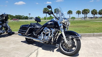 Used 2011 Harley-Davidson® Road King® Police