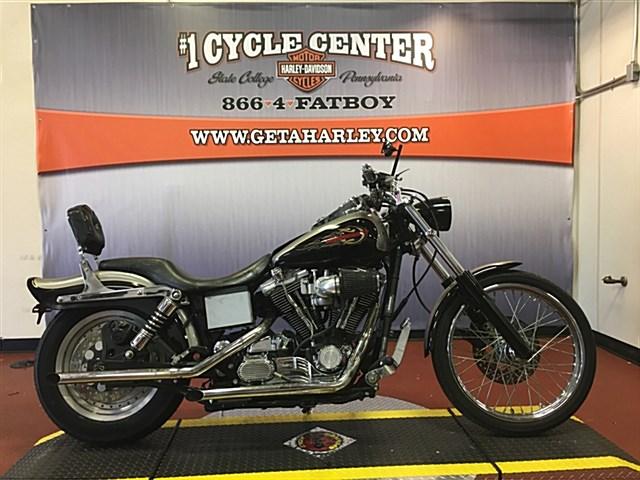 Photo of a 1997 Harley-Davidson® FXDWG Dyna® Wide Glide®