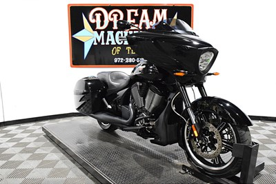 Used 2016 Victory Cross Country 8-Ball™