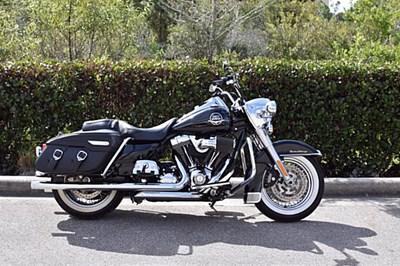 Used 2009 Harley-Davidson® Road King® Classic w/ Sidecar