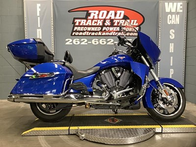 Used 2013 Victory Cross Country Tour®