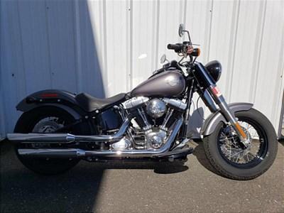 Harley Davidson San Francisco >> Softail Slim