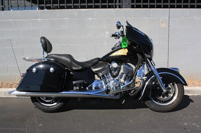 Used 2016 Indian® Chieftain®