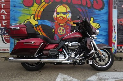 Used 2019 Harley-Davidson® Ultra Limited Low