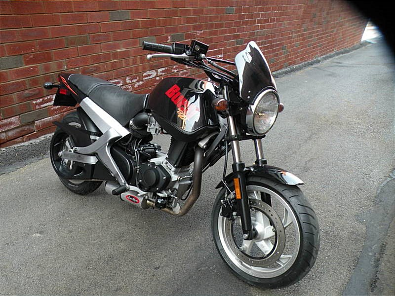 Photo of a 2001 Buell®  Blast®