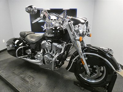 Used 2018 Indian® Motorcycle Springfield®