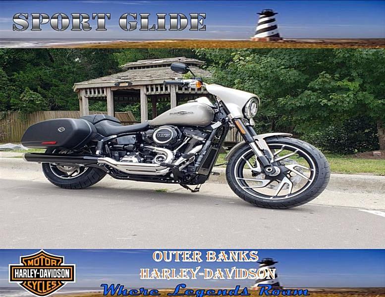 Photo of a 2018 Harley-Davidson® FLSB Softail® Sport Glide™