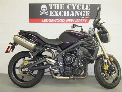 Used 2012 Triumph Street Triple