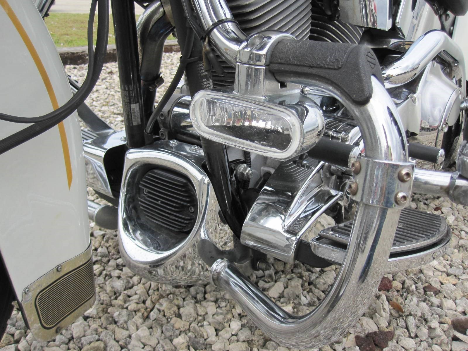 Dft Trikes Dft Home >> 2006 Harley-Davidson® FLST/I Heritage Softail® (White), Fort Myers, Florida (742053 ...
