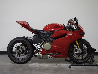 Used 2012 Ducati Panigale S ABS