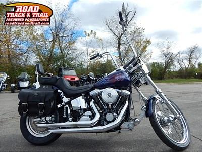 1995 Harley DavidsonR FXSTC SoftailR Custom