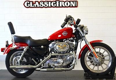 Used 2002 Harley-Davidson® Sportster® 883 Hugger®