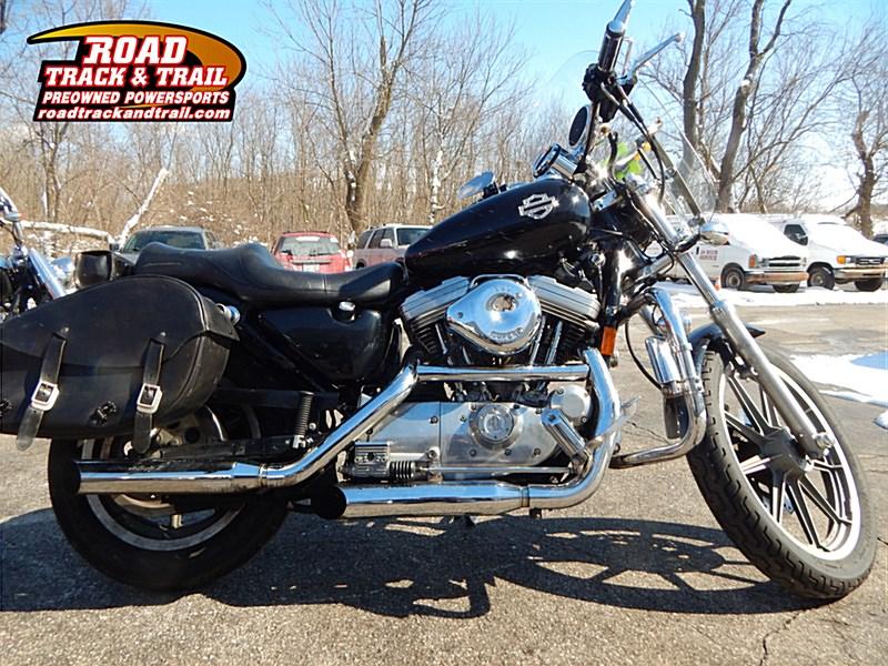 Photo of a 1995 Harley-Davidson® XLH-883 Sportster® 883