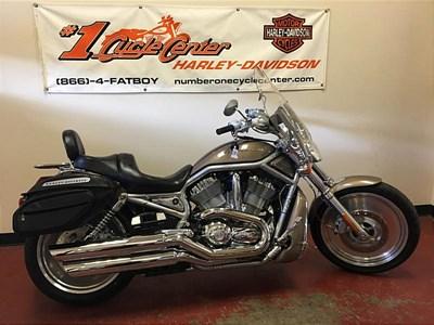 Used 2004 Harley-Davidson® V-Rod® - Silver/Gray Frame