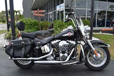 Used 2017 Harley-Davidson® Heritage Softail® Classic