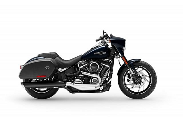 Photo of a 2019 Harley-Davidson® FLSB Softail® Sport Glide®